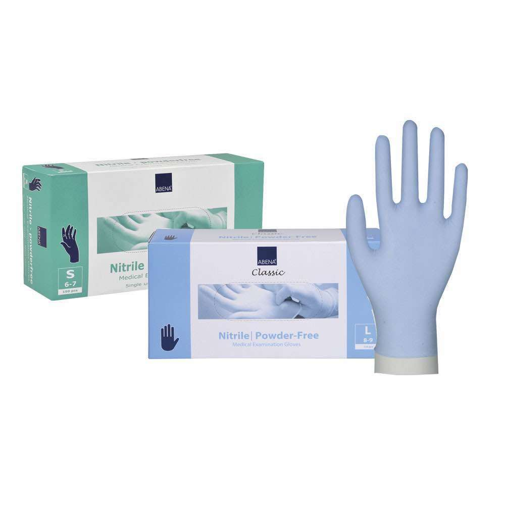 Image of Disposable Nitrile Gloves