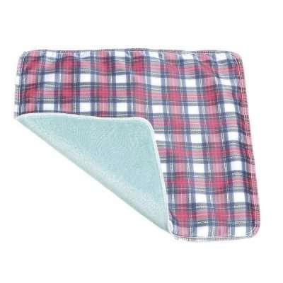 Washable Seat Pad Tartan ASP001
