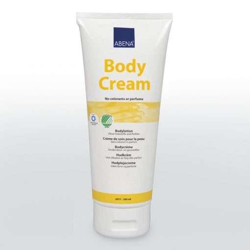 Body cream moisturiser Abena