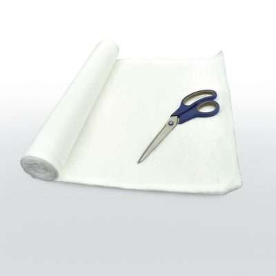 Absorbent roll for incontinence