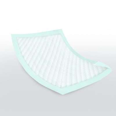 Disposable incontinence bed pad