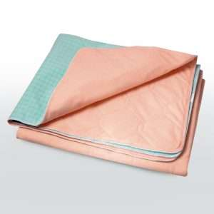 Washable bed pads