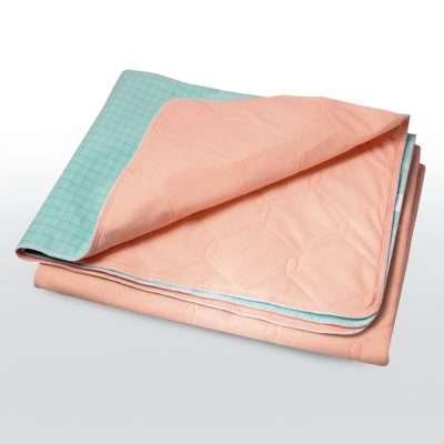 Washable incontinence bed pads