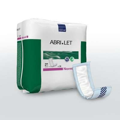 Regular size incontinence pad by Abena