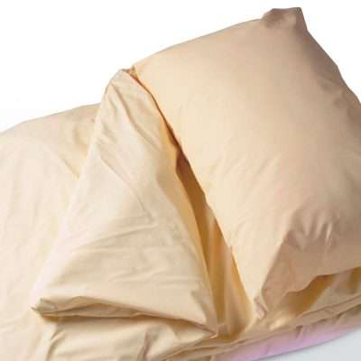 Waterproof bedding pillow, sheet and mattress